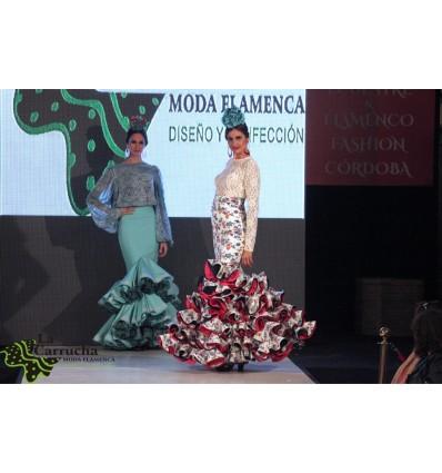Traje Flamenca Mujer 010