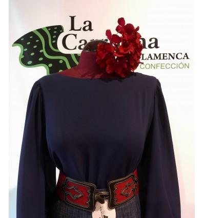 Falda Flamenca vaquera