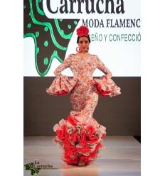 Traje Flamenca Mujer 012 ... a2253e4fbf49