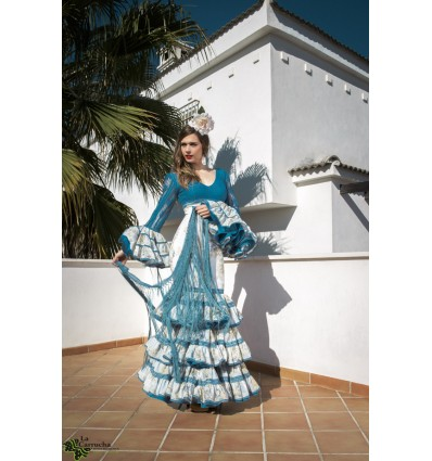 Traje Flamenca Mujer 003