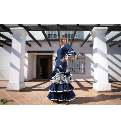 Traje Flamenca Mujer 007