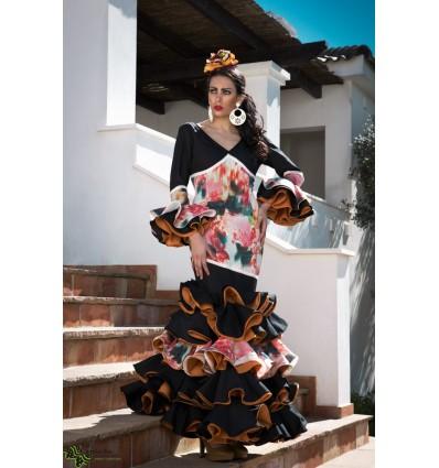 Traje Flamenca Mujer 014