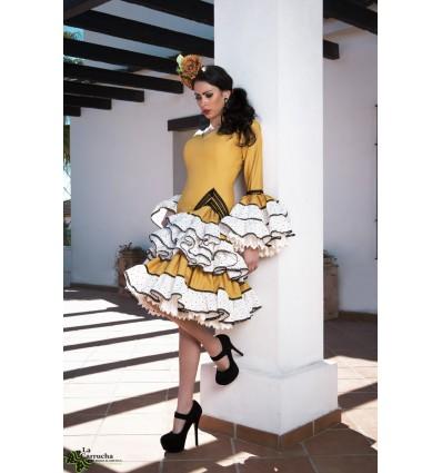 Traje Flamenca Mujer 018