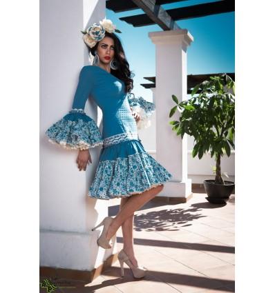 Traje Flamenca Mujer 019