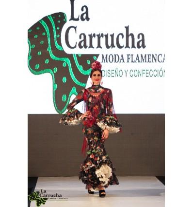 Traje Flamenca Mujer 001