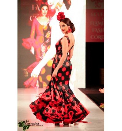Traje Flamenca Mujer 004
