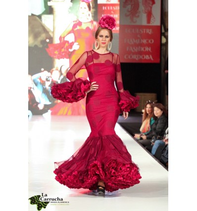 Traje Flamenca Mujer 008