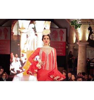 Traje Flamenca Mujer 013