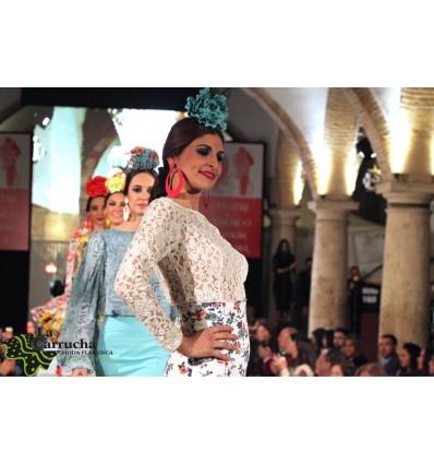 Traje Flamenca Mujer 017