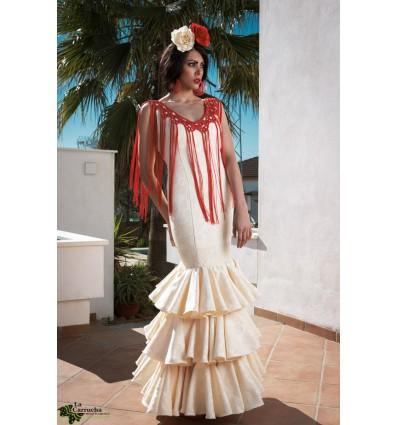 Traje Flamenca Mujer 006