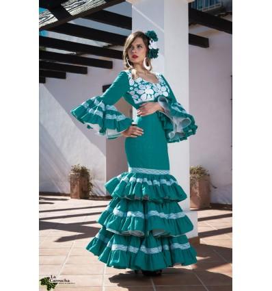 Traje Flamenca Mujer 009