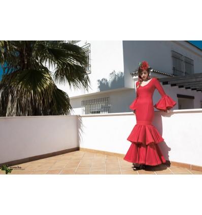 Traje Flamenca Mujer 011