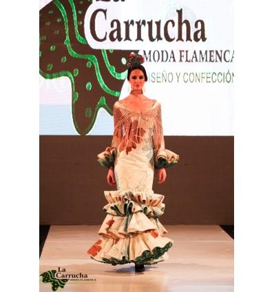 Traje Flamenca Mujer 002